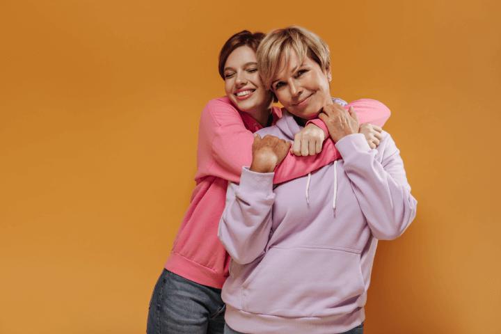 Um dia das mães com muitos motivos para sorrir