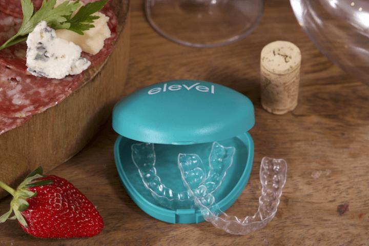 Sabia que dá para usar alinhador e comer qualquer coisa sem preocupação?